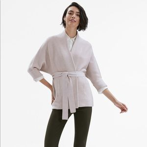 MM Lafleur Morandi Sweater Cardigan Almond XS/S